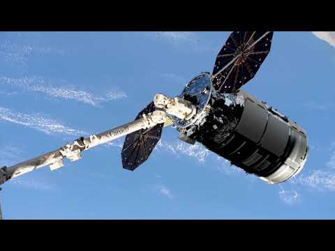 Commercial Resupply Services  Delivering Critical Cargo to the International Space Station