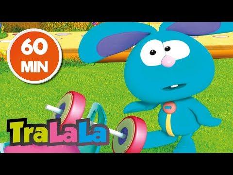 Rosie și prietenii ei (Apă, apă peste tot) Desene animate - 60 MIN | TraLaLa