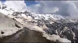 Saach Pass May 2017 | Most dangerous Pass is open
