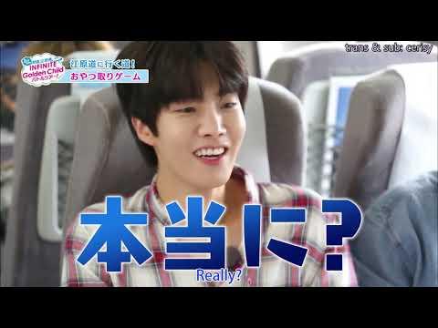 [ENG SUB] Let's Go Gangwon INFINITE x Golden Child Battle Tour! Part 1