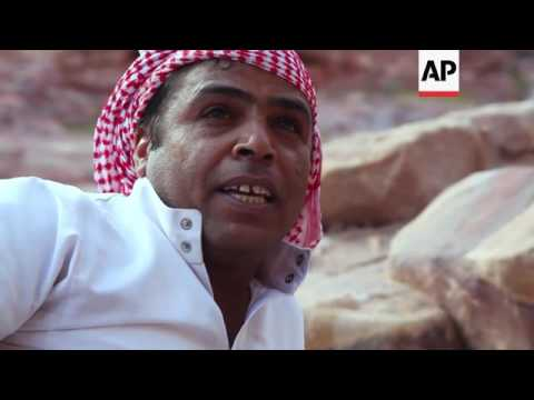 Tribe members to return to ancient Petra caves