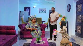 MOM ASK HIM TO PRETEND BEING HER DRIVER JUST TO FIND TRUE LOVE AND A GOOD WIFE -nigerian
