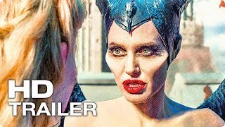 МАЛЕФИСЕНТА 2 Русский Трейлер #2 (2019) Анджелина Джоли, The Walt Disney Fantasy Movie HD