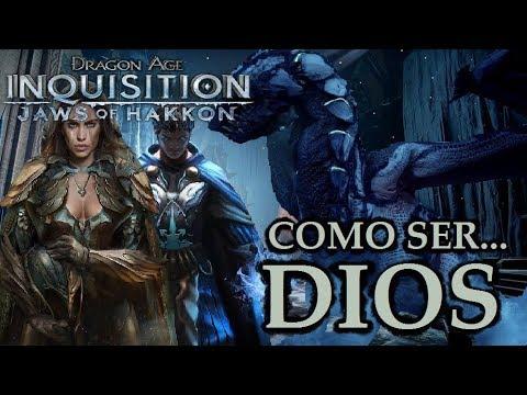 "Dragon Age INQUISITION - COMO SER DIOS (Guía Español) + COMBATE Vs HAKKON ""BOSS FINAL"""