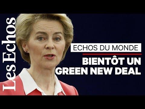 Etat D'urgence Climatique : Ce Que Prépare L'Europe Pour L'environnement