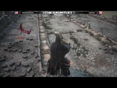 The Gauntlet - Off Meta SL125 Dark Souls 3 Tournament