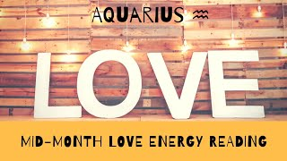 ♒ Aquarius: Divine, Delightful & Deserving! 💕💕🙏👈