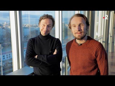France 2 / Laissez-vous guider : interview de Stéphane Bern et Lorànt Deutsch