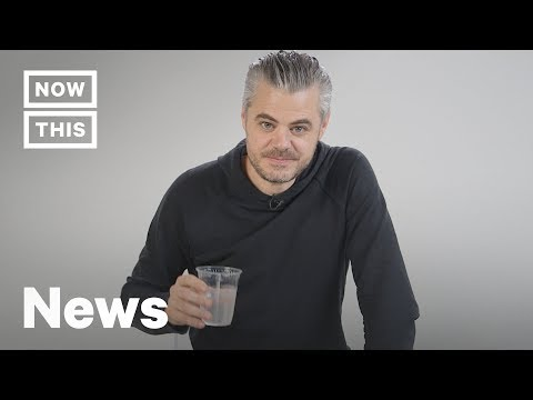Former Club Promoter Now Provides Clean Water to Those in Need | NowThis