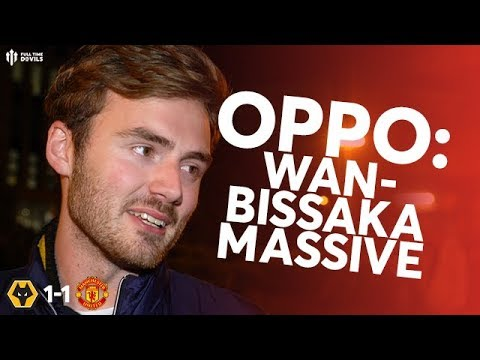 HUGE DIFFERENCE WITH WAN-BISSAKA! Wolves 1-1 Man Utd Fan Reaction