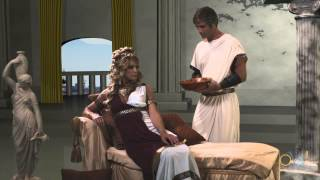 Roman Empress Halloween Costume Video - Oya Costumes