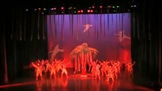 ballet folklorico nicarahuatl infantil y juvenil danza miskita y palo de mayo