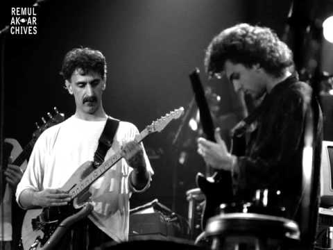 "Zappa in Stockholm 1988 - ""Whippin"