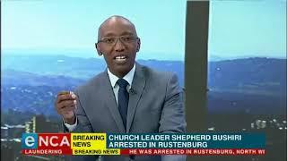 Prophet Bushiri Arrested ~ Prophecy Reminder