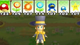 What happens when A Hat in Time Kid uses Mario's Power-Ups?