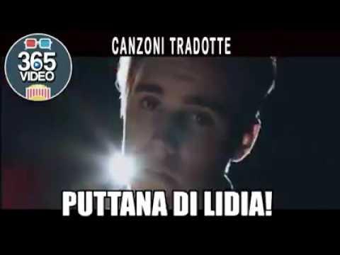 Canzoni travisate in italiano
