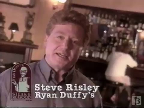 Ryan Duffy's Steak & Seafood (Halifax) Commercial 1999