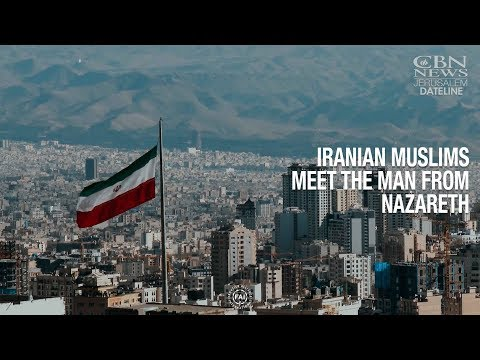 While Iran & US Go Head-to-Head, Iranians Meet Jesus