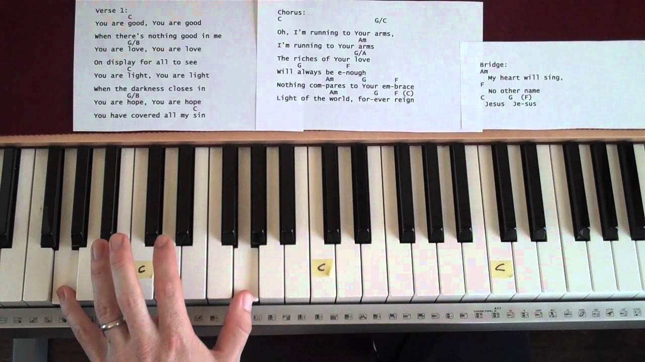 Easy to play piano forever reign by hillsong matt mccoy youtube hexwebz Choice Image