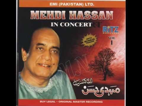 Mehdi Hassan........hosh E Hasti Se To Begana Banaya Hota