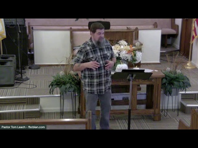 Our 8th Bible reading