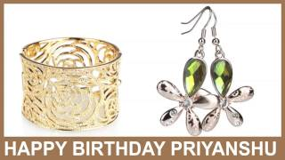 Priyanshu   Jewelry & Joyas - Happy Birthday