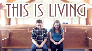 This is Living (Acoustic) - Hillsong Y&F (cover) Kara and Josh