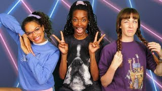Back To School Song - Bye Bye Boob Sweat! Ft. Chescaleigh!
