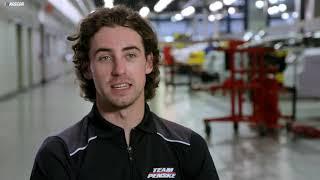 Xfinity Presents: Technology that defines NASCAR - Online racing