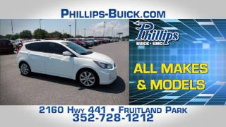 Why Phillips Buick GMC is One of the Top Used Car Dealers in Florida