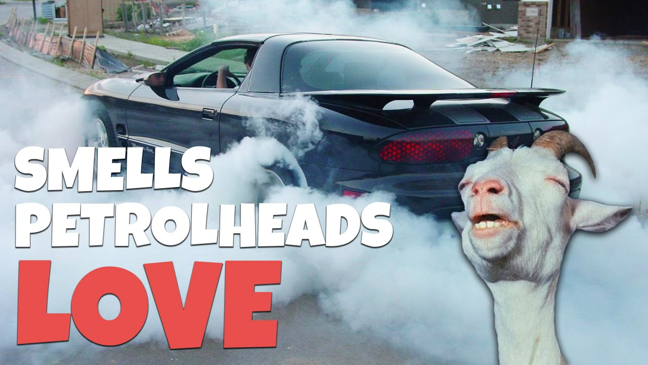 10 Smells That Turn Every Petrolhead On