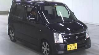2008 suzuki wagon r ft_s_ltd Mh22s
