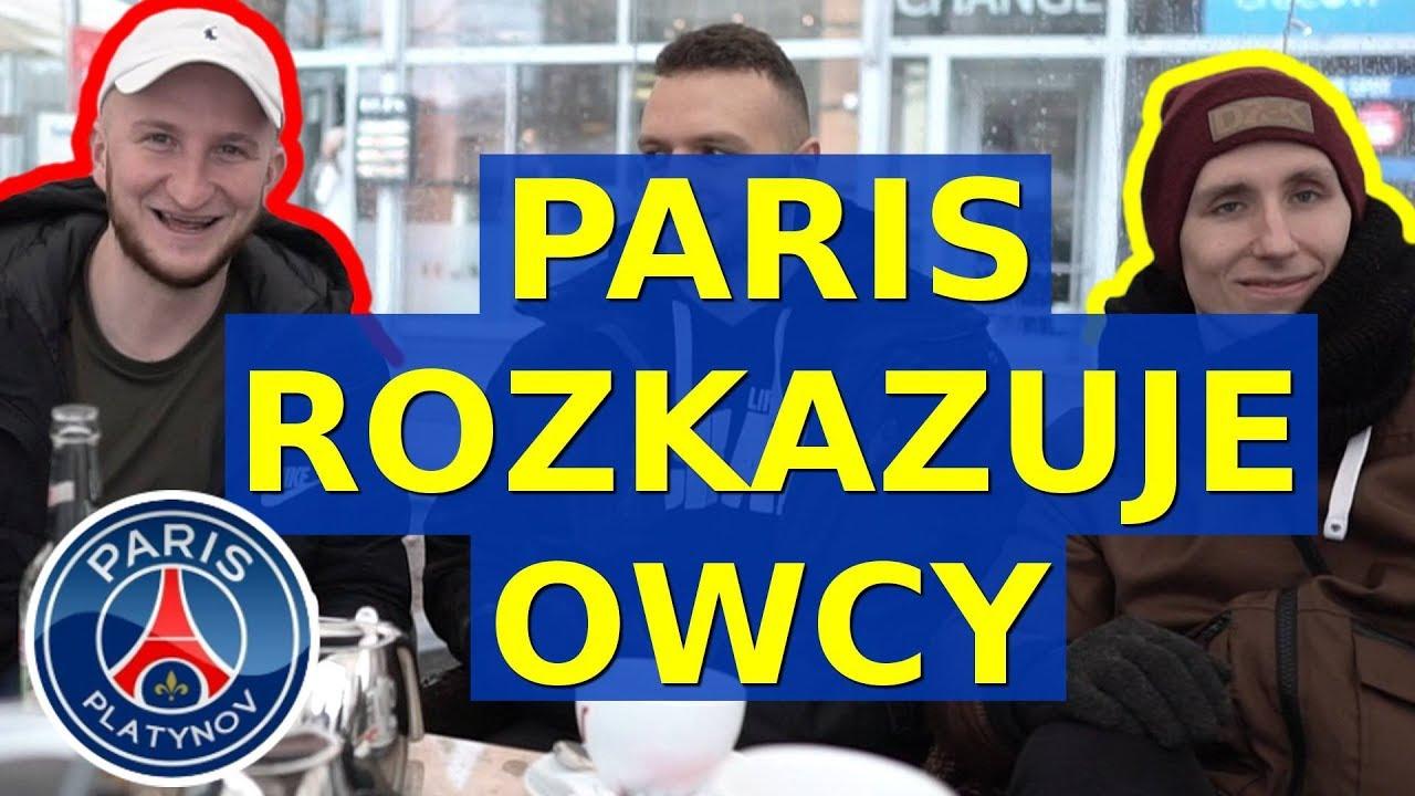 Paris rozkazuje Owcy!  *Kara Za Challenge*
