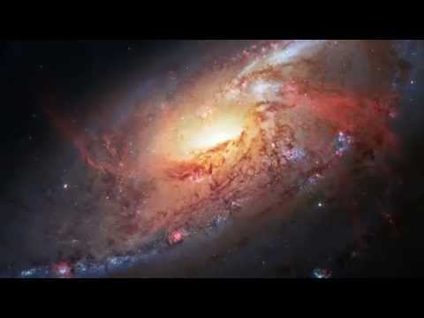 Cosmos: The Incredible Grace Of Outer Space. Hubble NASA HD