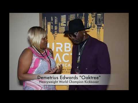 "Visionary Minds Presents: Demetrius Edwards "" Oaktree"""