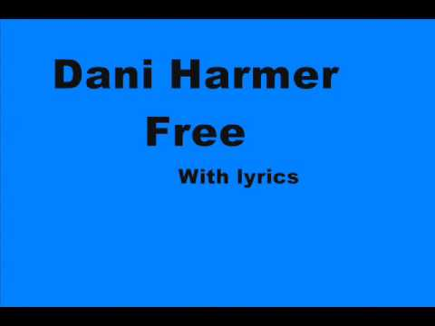 Dani Harmer  Free with s