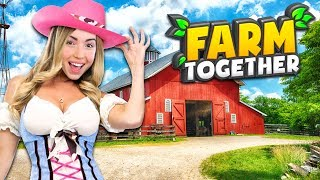 WE BOUGHT A FARM!! (Farm Together)