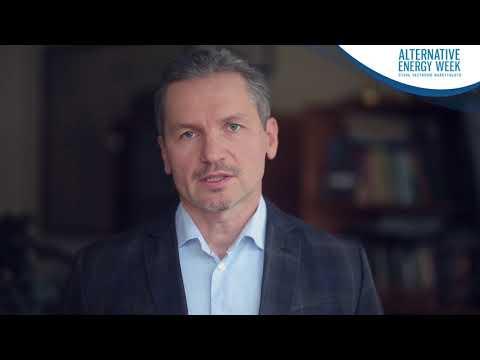Андрей Кошиль спикер Alternative Energy Week