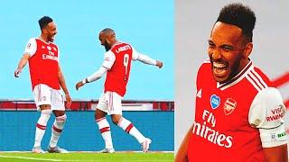 АРСЕНАЛ ТЫ ЛИ ЭТО Арсенал победил Манчестер Сити благодаря голам Обамеянга