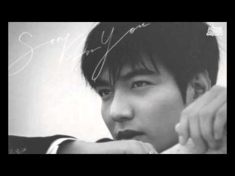 Lee Min Ho - Song for you [Cantaré] Subtitulada al español