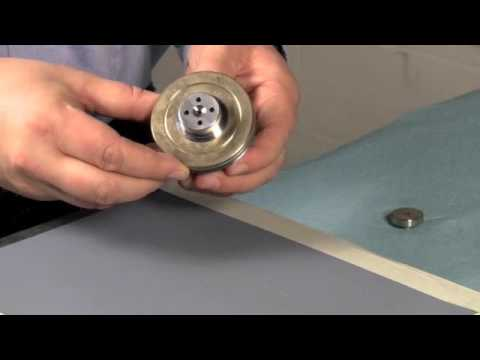 Intensifier Pump Maintenance