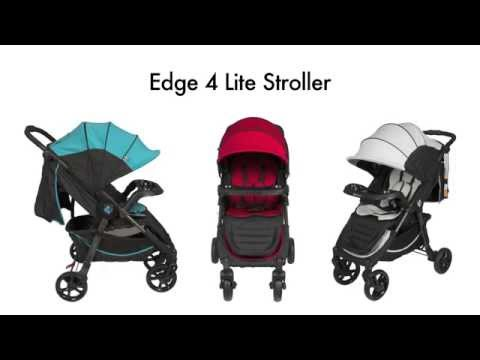 Bebe Care Edge 4 Lite Stroller Video