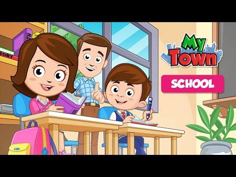 Скачать Игру My Town School - фото 2
