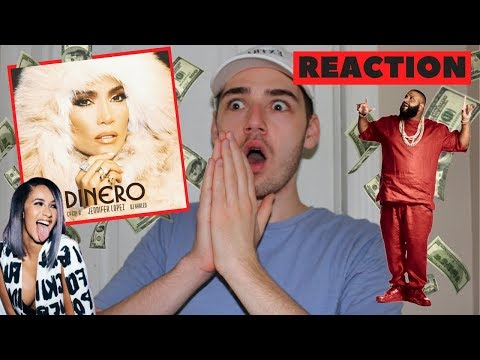 Jennifer Lopez - Dinero ft. DJ Khaled, Cardi B | REACTION