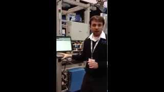 Demo of the IVP 3D Item Detect Solution from SICK (PROMAT)