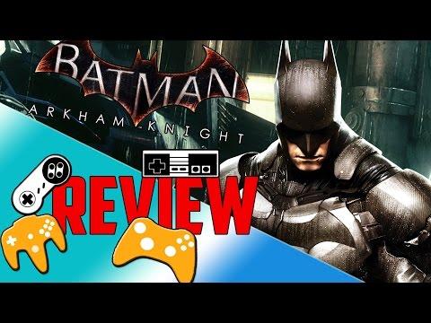 Review: Batman: Arkham Knight - (Xbox One) [HD]