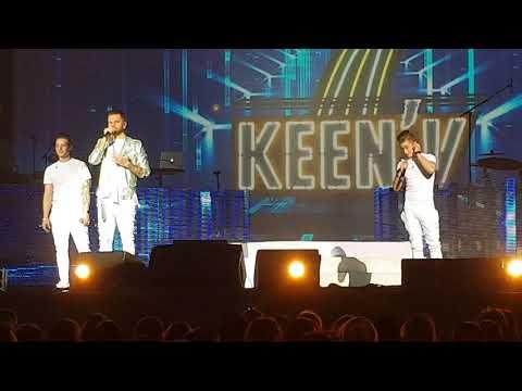 Keen'v 7 tour 2018😍 (Scarabée de Roanne)