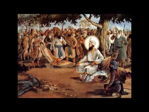 6) ਪਹਿਲੀ ਅਤੇ ਦੂਸਰੀ ਜੰਗ Paheli ate doosri jung (Guru Har Gobind Sahibji)