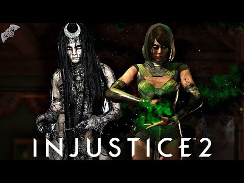 Injustice 2 Online - SUICIDE SQUAD ENCHANTRESS!