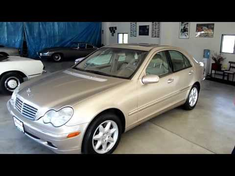 [Official Review] Mercedes Benz C320 2001 - REVIEW